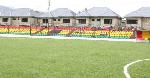 Wembley sports hands over Kibi Astro Turf facility to Zongo Ministry