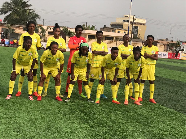 Women's Premier league: Immigration Ladies pick a point against Hassacas Ladies at home