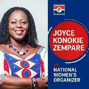 Joyce Konoke