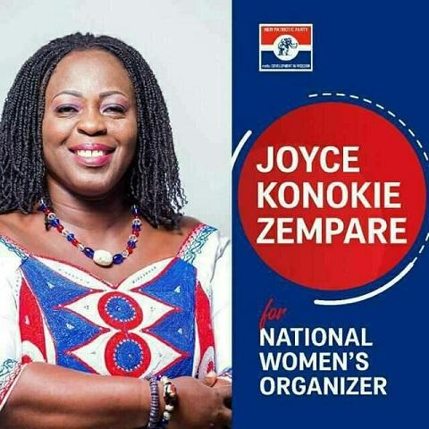 Joyce Konokie Zempare