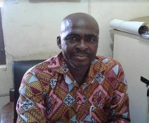Baba Paul Mornah, Wa Municipal Environmental Health Officer (MEHO)