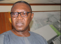 Member of Parliament for Builsa South Dr. Clement Apaak