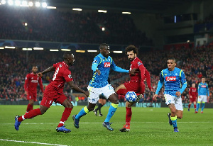 Liverpool begin their Champions League title defence against Napoli
