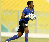 Fatau Dauda featured for Enyimba