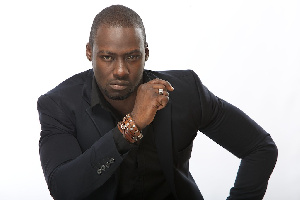 Ghanaian actor, Chris Attoh
