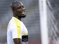 Stephen Appiah just remixed the song with his own words