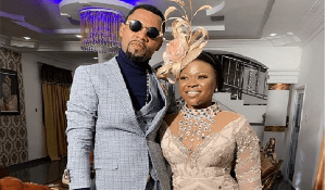 Rev Obofour and wife, Obofowaa Ciara Antwi