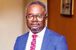 Flagbearer of the Liberal Party of Ghana (LPG), Kofi Akpalu