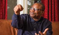 Emmanuel Bombande, former Deputy Minister of Foreign Affairs