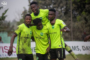 Dreams FC have not lost a game since the start of the year