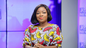 Radio presenter, Afia Pokua