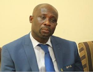 Former GFA Vice, George Afriyie