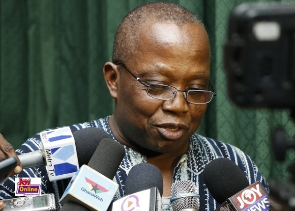 'Hardworking' Domelevo wouldn't have been forced to go on leave under Mahama – Haruna