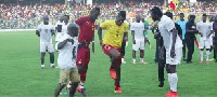 Asamoah Gyan, Gasmilla and Afriyie Acquah dance to Telemo