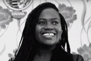 The late Mary Agyeiwaa Agyapong, a UK-based Ghanaian nurse at the NHS