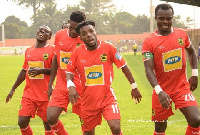 Kotoko was drawn in group C along with ZESCO United, Al Hilal Omdurman and Nkana FC