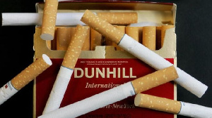 Ghana has strict laws against Tobacco use in public