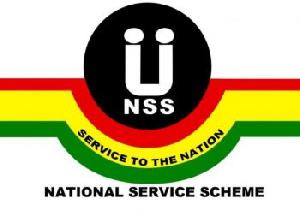 Logo of the National Service Scheme