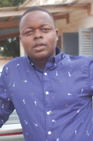 Japhet Festus Gbede is the Nat