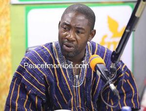 Bernard Okoe-Boye, former New Patriotic Party Member of Parliament for Ledzokuku