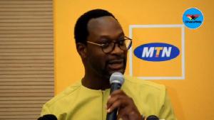 Selorm Adadevoh, CEO of MTN Ghana