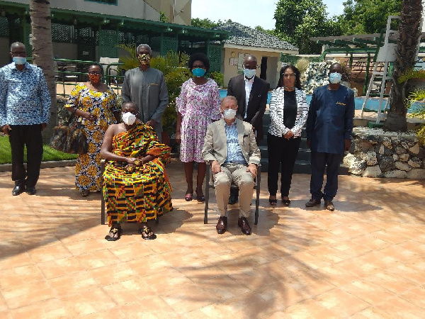Oil Palm Development Association inaugurates Council of Patrons