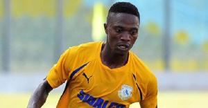 Former New Edubiase United player, Asiedu Attobrah