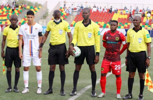 Kotoko vs Nouadhibou called off under bizarre circumstances