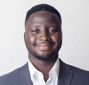 Philemon Laar, the new SRC president of the Ghana School of Law