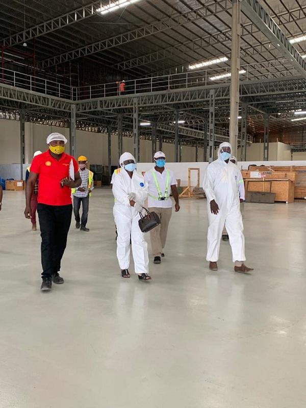 1D1F: New Kasapreko factory starts production in Ashanti Region