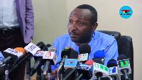 John Boadu is Acting General Secretary of the New Patriotic Party