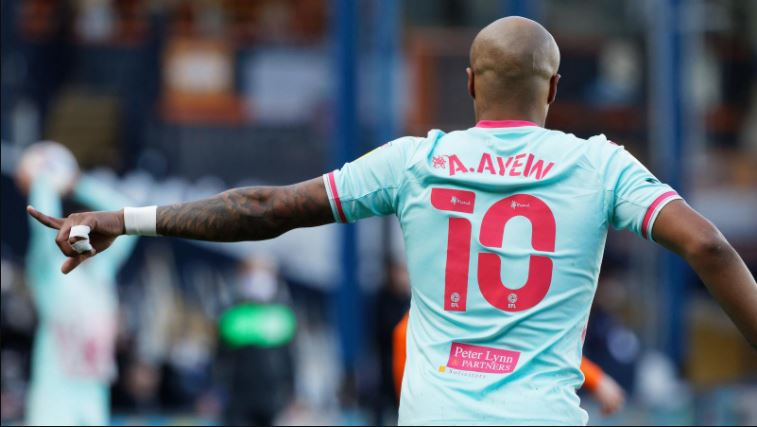 Performance of Ghanaian Players Abroad: Ayew, Sulemana, Antwi-Adjei on target for clubs