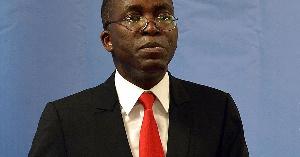 Former Congolese Prime Minister, Augustin Matata Ponyo