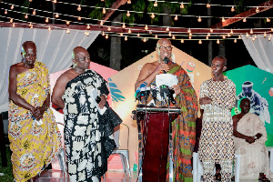 Akuapem Odwira Festival 2019 Announcement