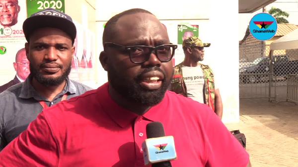 Mahama's running mate joined NDC just recently – Otokunor