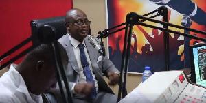 President of Ghana Supporters Club, Abraham Boakye aka