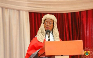 Chief Justice Akufo Addo G