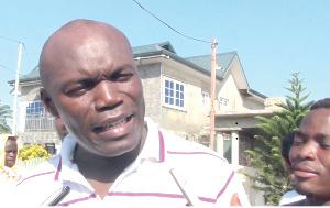 Presiding Member for Effia-Kwesimintsim Municipal Assembly, John Davies