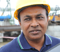 General Manager of the Dangote Fertilizers, Anurag Jaiswal