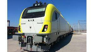 Electric Tanzania Trains