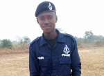Two vehicles run over policeman at Techiman, drivers on the run
