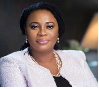 Charlotte Osei, Chairperson of the Electoral Commission of Ghana
