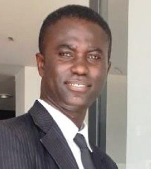 Richard Yaw Boateng, National President, Film Directors Guild of Ghana