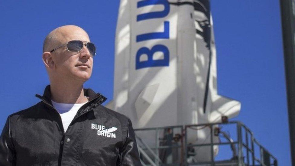 Jeff Bezos, mutumin da ya ƙirƙiri kamfanin Amazon
