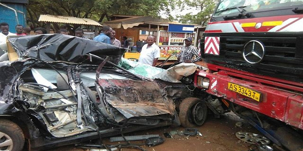 22 people died in road crashes at Wenchi Hospital January - November – Principal Health Officer