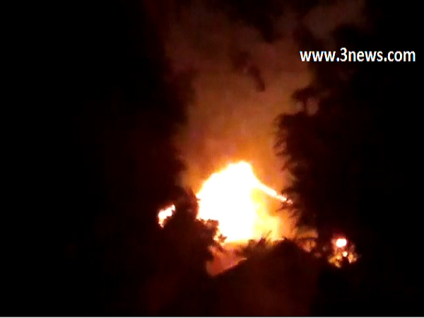 Fire destroys two halls of residence at Accra Academy
