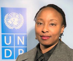 UNDP PORTRAIT Angela Lusigi