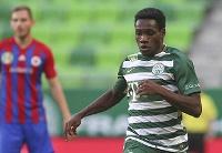 Ghanaian youngster Joseph Painstil