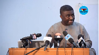 Chairman of the Electoral Commission ROPAA Implementation committee, Dr Eric Bossman Asare