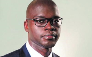 Paul Ababio, Deputy Director of the Securities and Exchange Commission